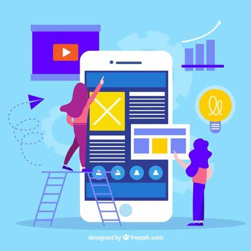 صفر تا 100 آموزش ساخت اپلیکیشن فروشگاه اینترنتی ایلیاسیستم + لینک آموزش تصویری